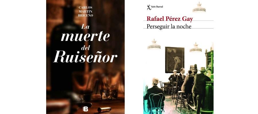 Dos novelas metaliterarias | Alejandro Pérez Cervantes